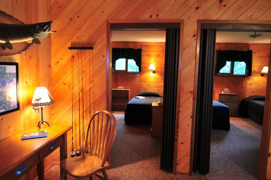 Accommodations at Silver Water Wheel Lodge