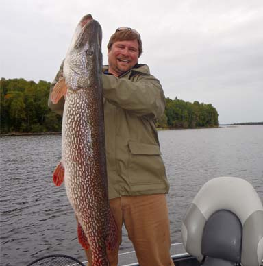 "Andy Akenson 47.25"" Pike"